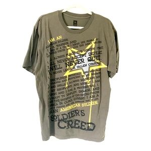 U.S Army Authentic Military T-Shirt XL